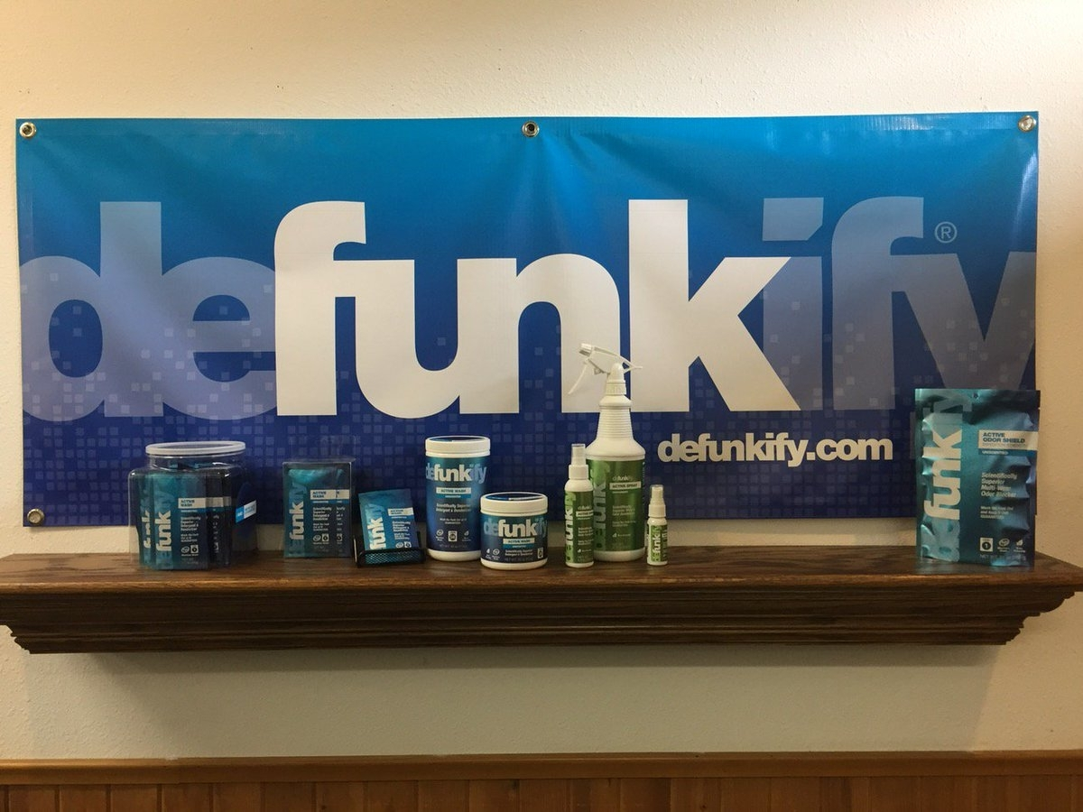 DeFunkify products